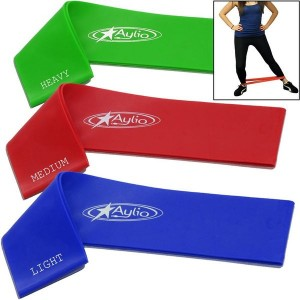 Aylio 3 Loop Bands for Exercise