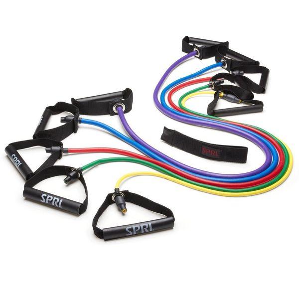 SPRI Xertube Resistance Band Exercise Cords