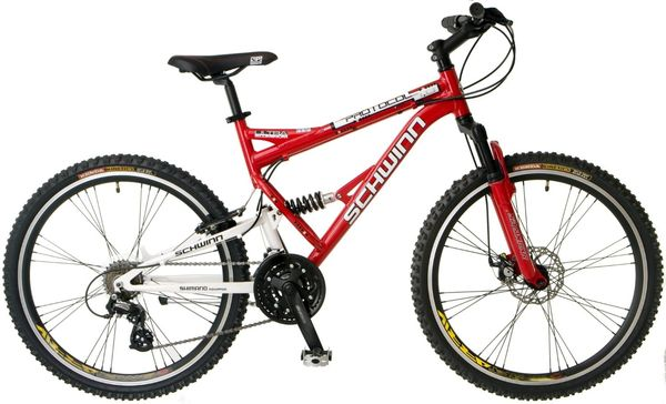 Schwinn Men's Dual-Suspension Mountain Bike