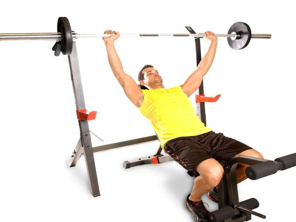 Deciding on a Weight Bench