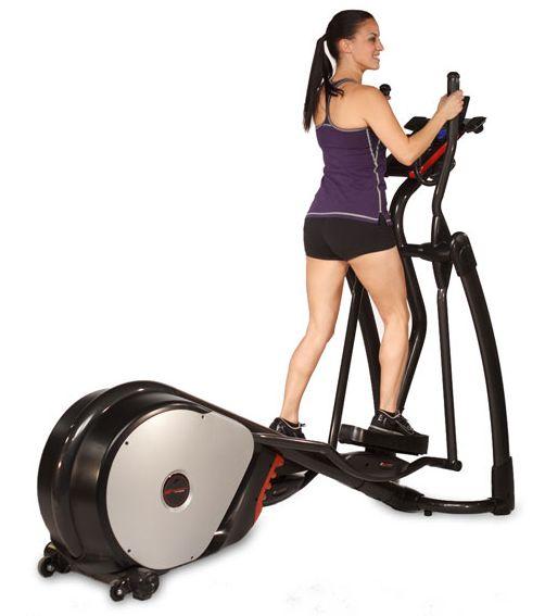elliptical burned calorie on