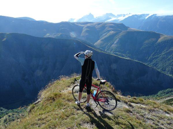 Take cycling seriously