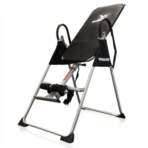 Inversion Table Pro Deluxe Fitness Chiropractic Table