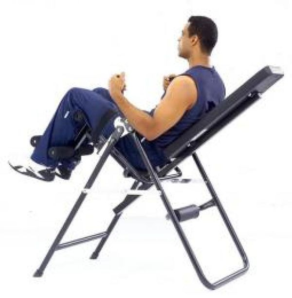 Inversion Tables and Inversion Chairs