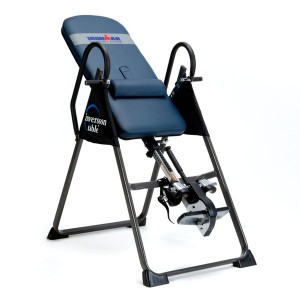 Ironman Inversion Table with Memory Foam