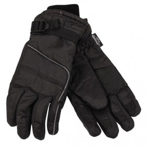 Men's Thinsulate Lined Taslon Ski Glove