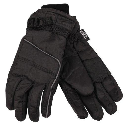 Men's Thinsulate Lined Taslon Ski Glove