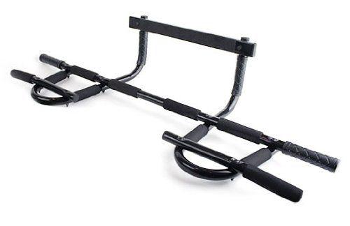 ProSource Heavy-Duty Easy Gym Doorway Pull-Up Bar