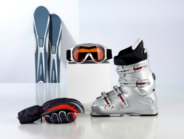 Ski Equipment Skiers Need