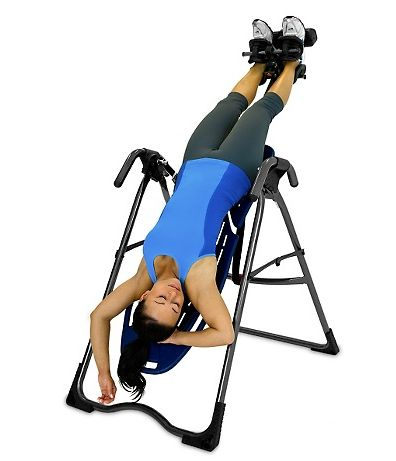 The Many Benefits of using an Inversion Table