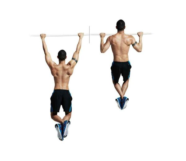 Top Pull-Up Mistakes