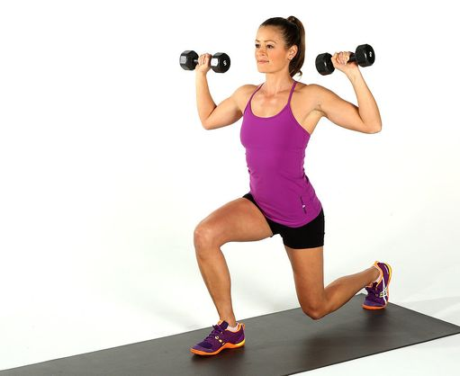 Women Dumbbell